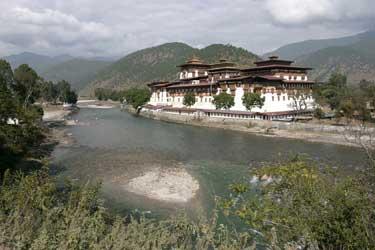 Bhutan Reisen