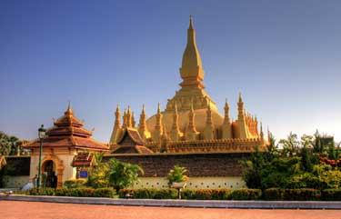 Laos & Kambodscha -  Luang Prabang und Angkor Wat