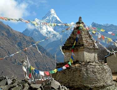 Nepal Trekking – jetzt buchen beim Experten Paradeast.com