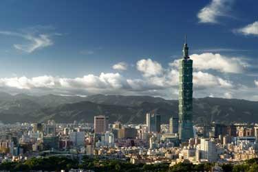 Taiwan Reisen
