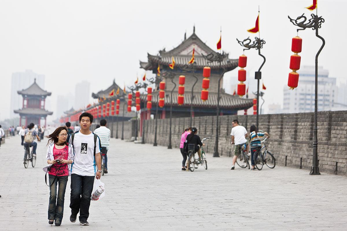 Auf der Seidenstraße durch China