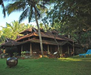 Ayurveda-Kur - Somatheeram Ayurvedic Health Resort