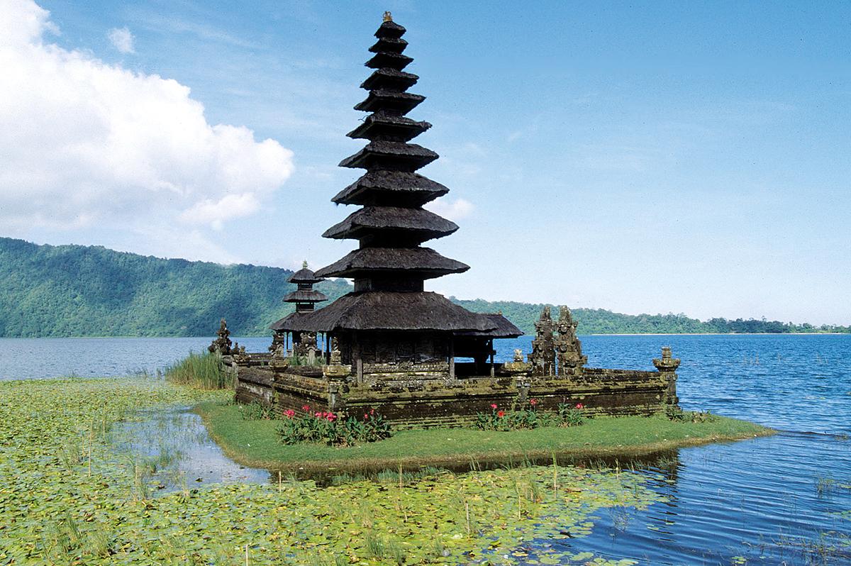 Bali auf einen Blick