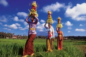 Bali authentisch