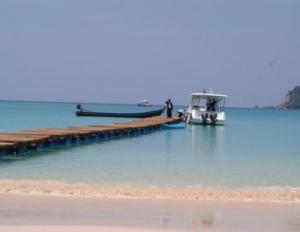Bezauberndes Inselarchipel Mergui