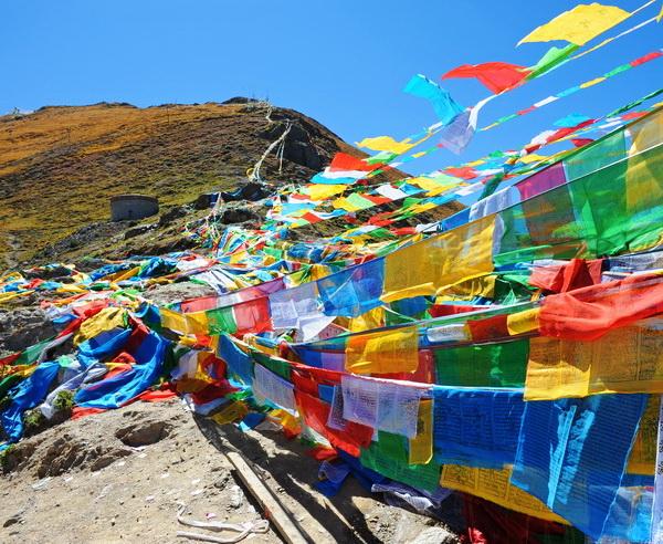 Bhutan - Die klassische Route