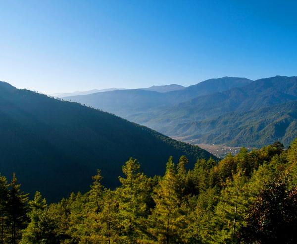 Bhutan - Durchquerung von Ost nach West