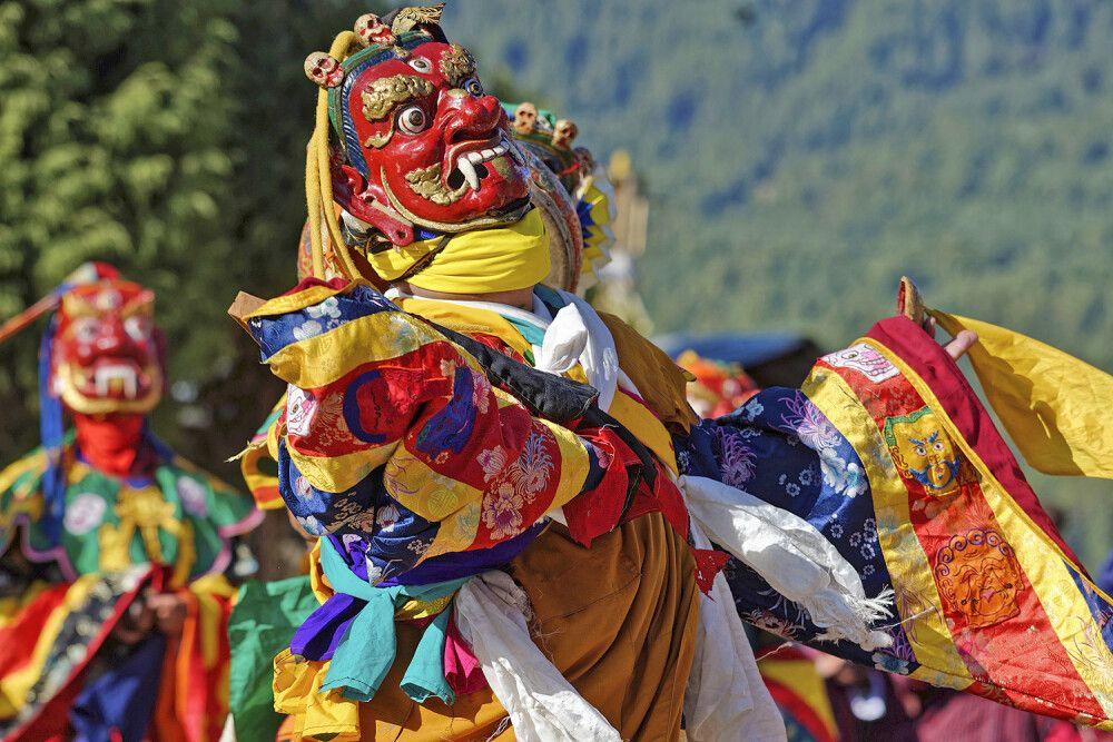 Bhutan • Nepal - Mit der Kamera auf den Spuren des Glücks