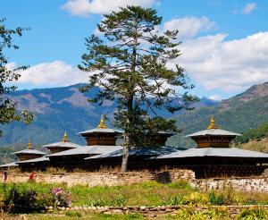 Bhutans Osten - Bumthang-Tal