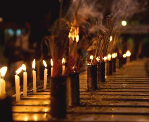 Burma / Myanmar - Tazaungmon – Zeit der Lichterfeste