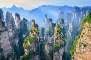 China - Grüne Perlen des Südens