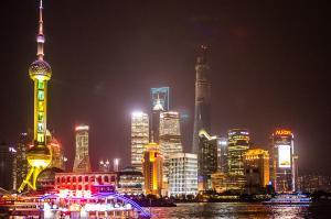 China  -  Lebenselixier Wasser