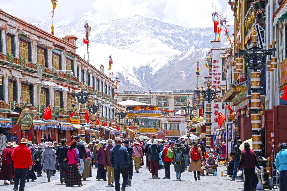 China • Tibet • Nepal - Von Peking über Lhasa nach Kathmandu