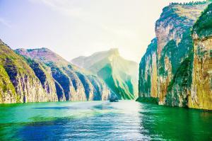 China zu Land und zu Wasser  -  privat