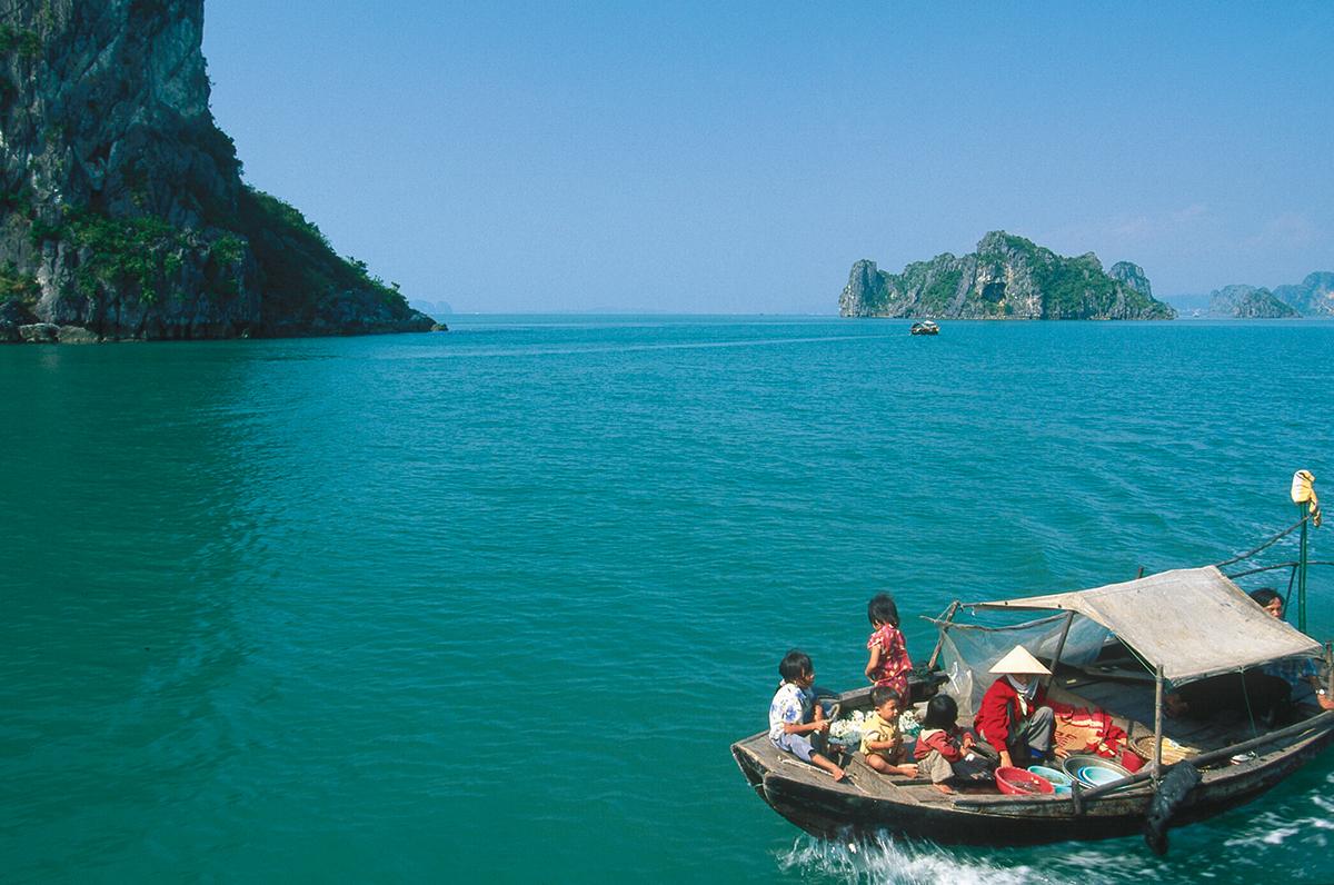 Der Norden Vietnams