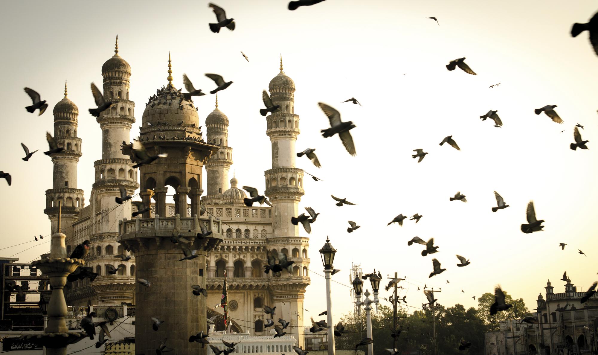 Impressionen in Hyderabad