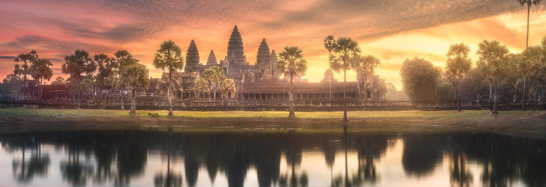 Flusskreuzfahrt - RV Mekong Prestige II: Thailand, Kambodscha, Vietnam