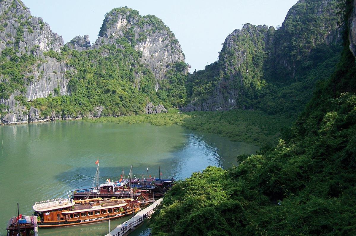 Glanzlichter Vietnam und Kambodscha  -  Privat