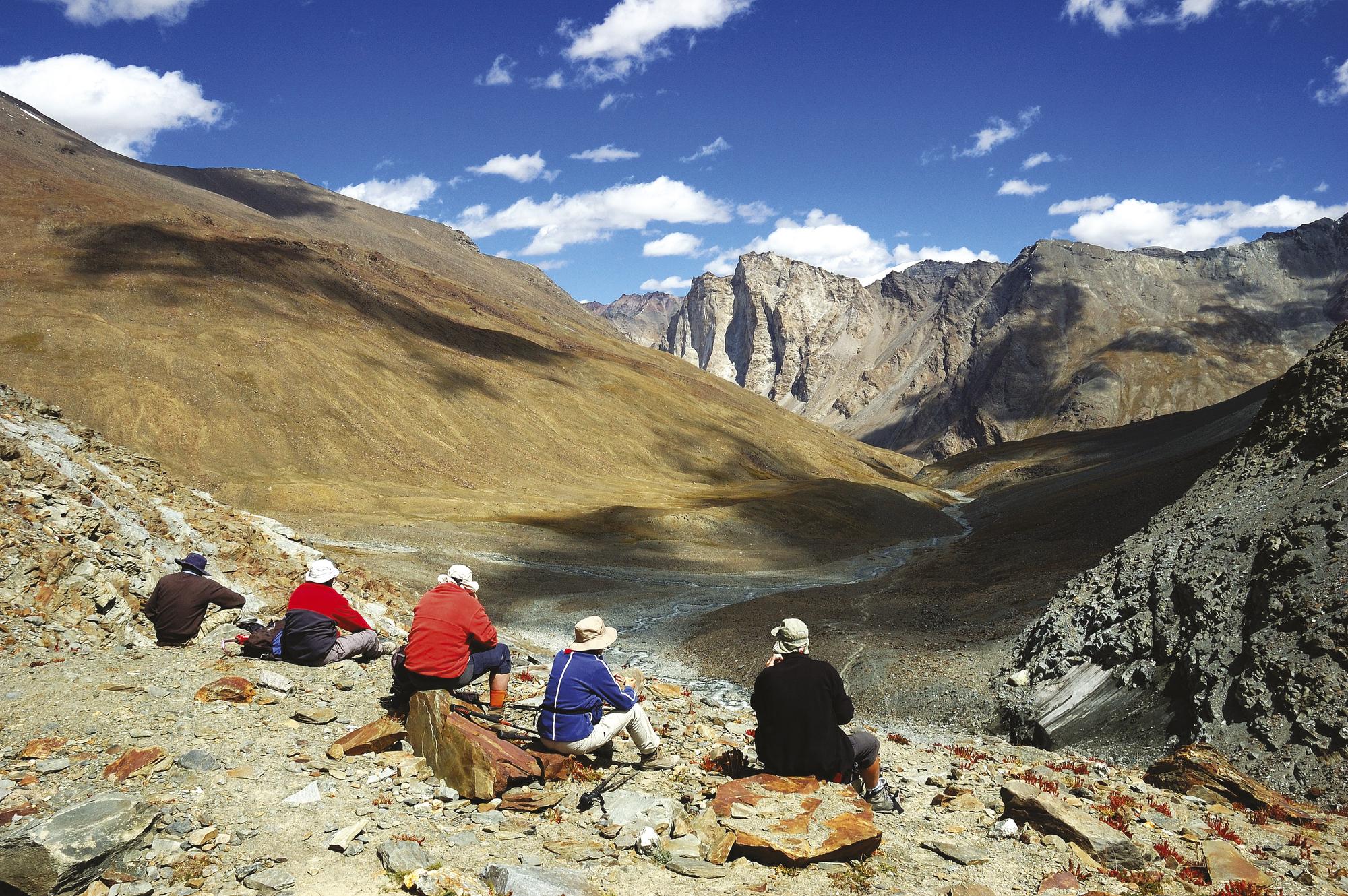 Grosse Ladakh-Rundreise