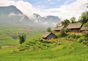 Große Rundreise & Baden - Vietnam