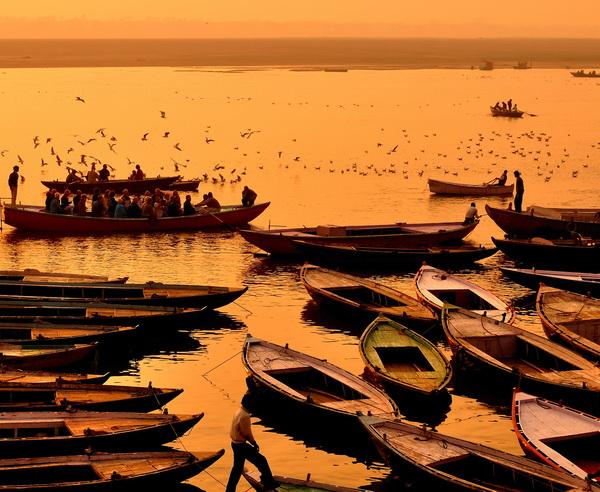Indien - Göttin Ganga – Reise entlang Indiens mystischer Lebensader