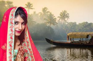 Indien - Zum Kennenlernen – Goldenes Dreieck, Varanasi und Südindien