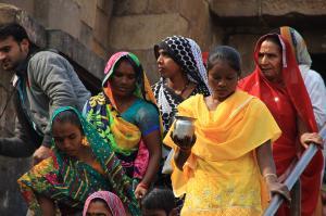 Indien  -  Vom Taj Mahal bis zum Ganges