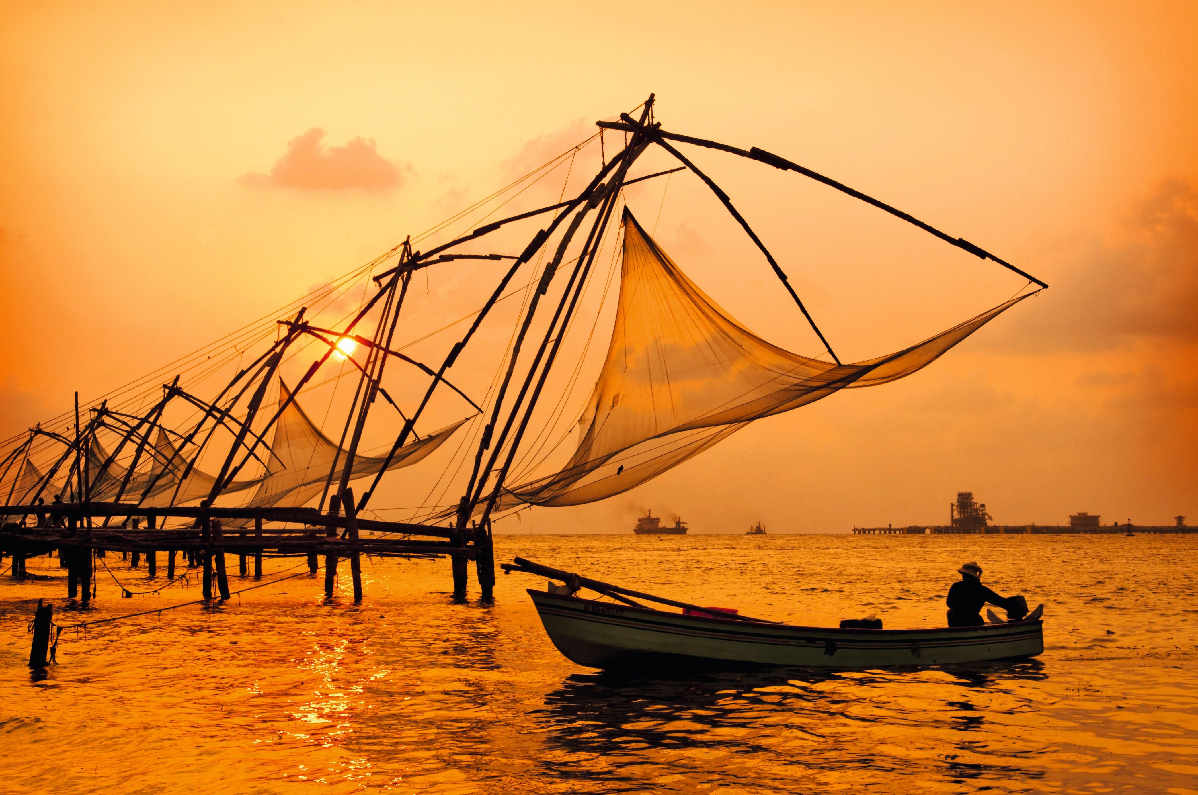 Indien: Höhepunkte Südindiens