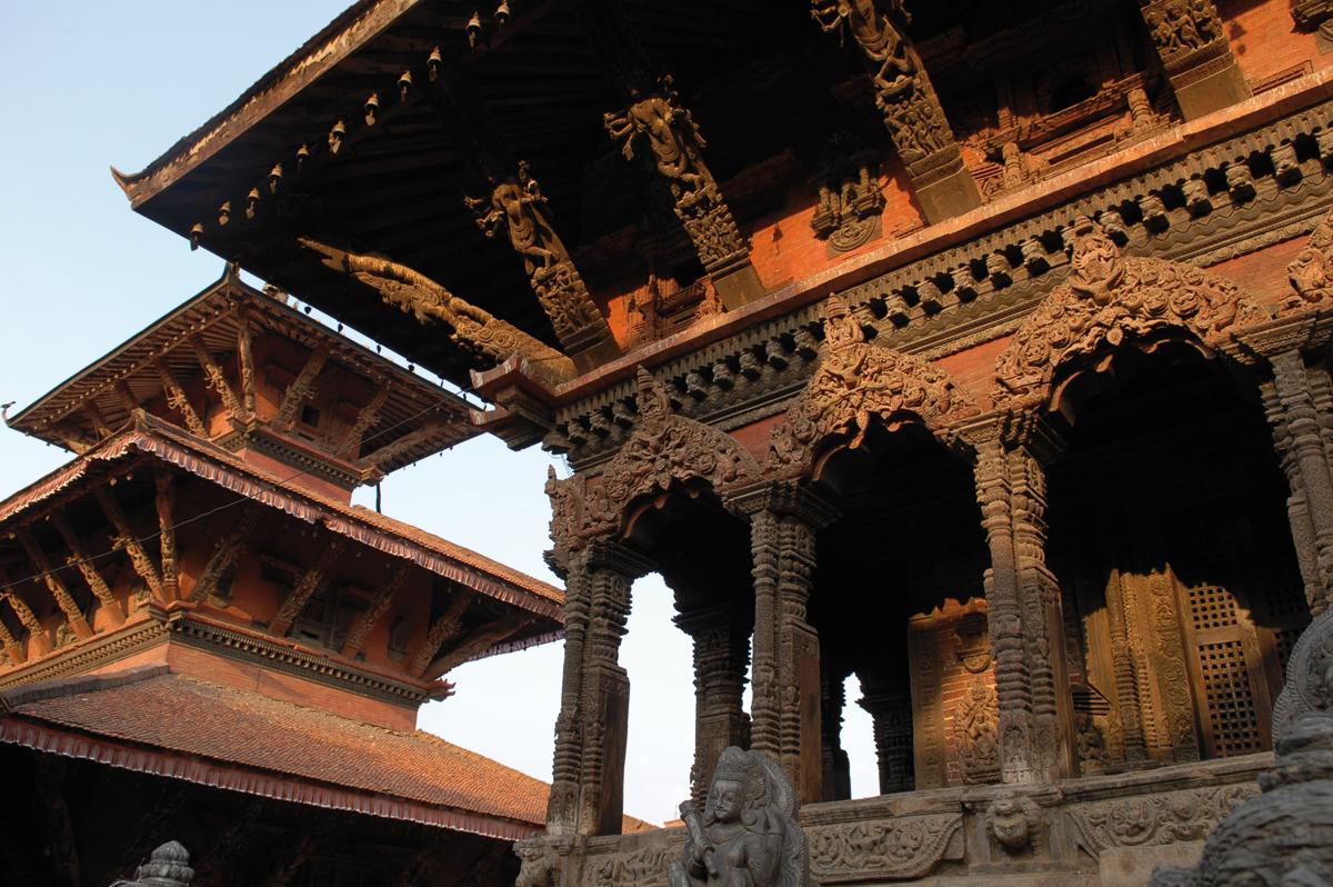 Indien und Nepal  -  Vielfalt und Kontraste