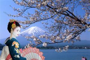 Japan - Land der aufgehenden Sonne