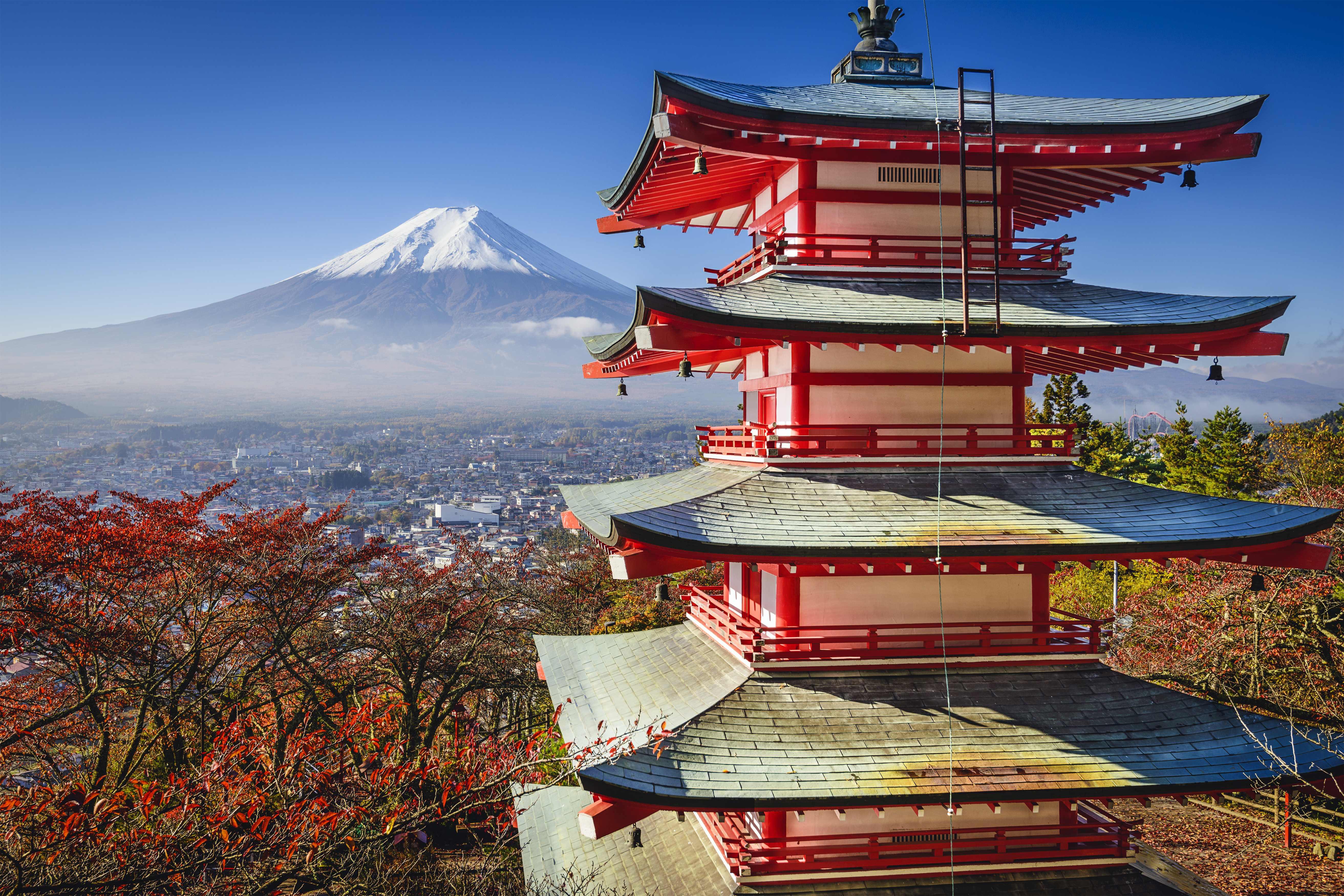 Japan: Höhepunkte mit Zentraljapan