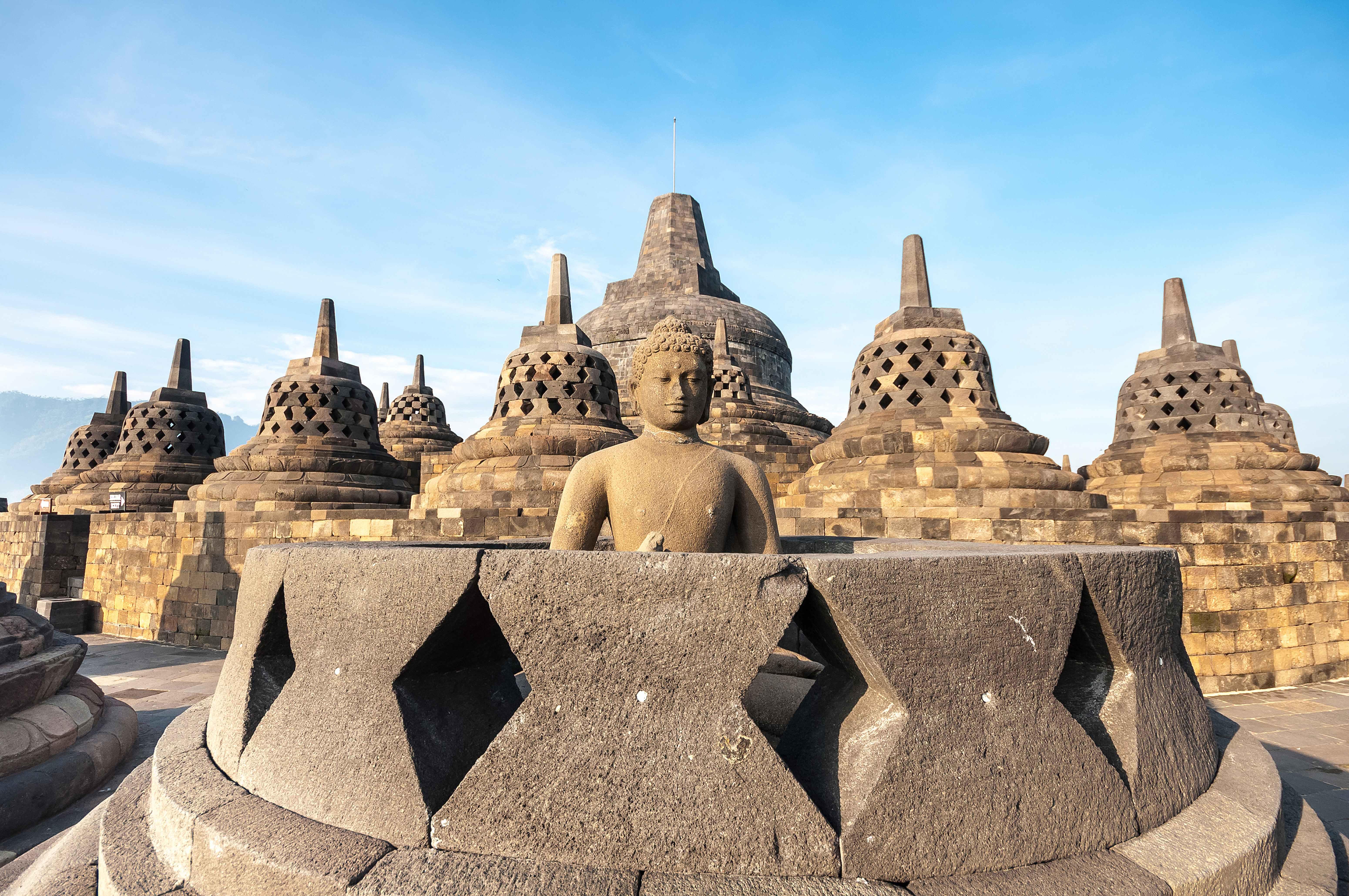 Java & Bali / Indonesien: Höhepunkte