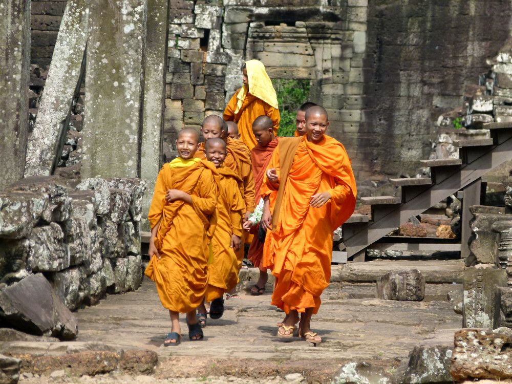Kambodscha - Tempelmystik und Strandparadies