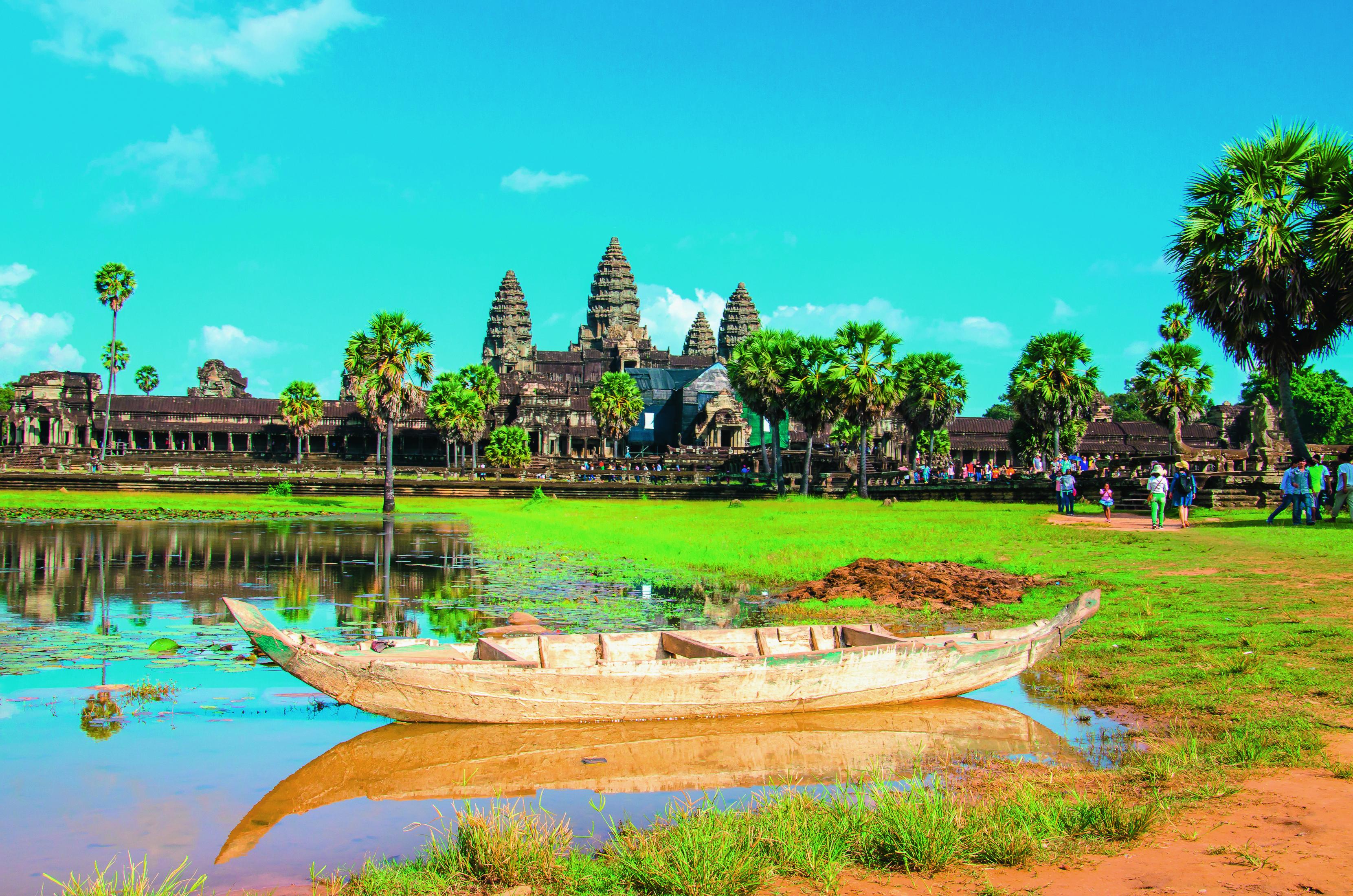 Kambodscha: Höhepunkte