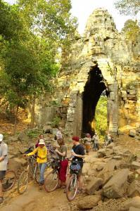 Kambodscha und Vietnam: Grenzenlos Radfahren zwischen Angkor und Saigon