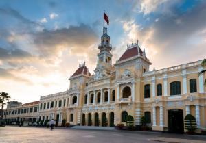 City Hall - Ho-Chi-Minh-Stadt,City Hall - Ho-Chi-Minh-Stadt