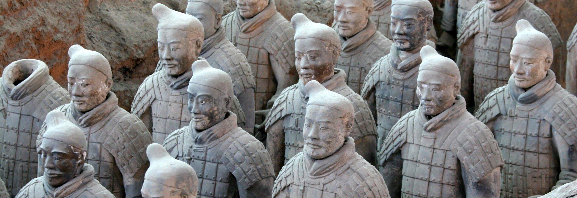 Terrakotta Armee, Xian