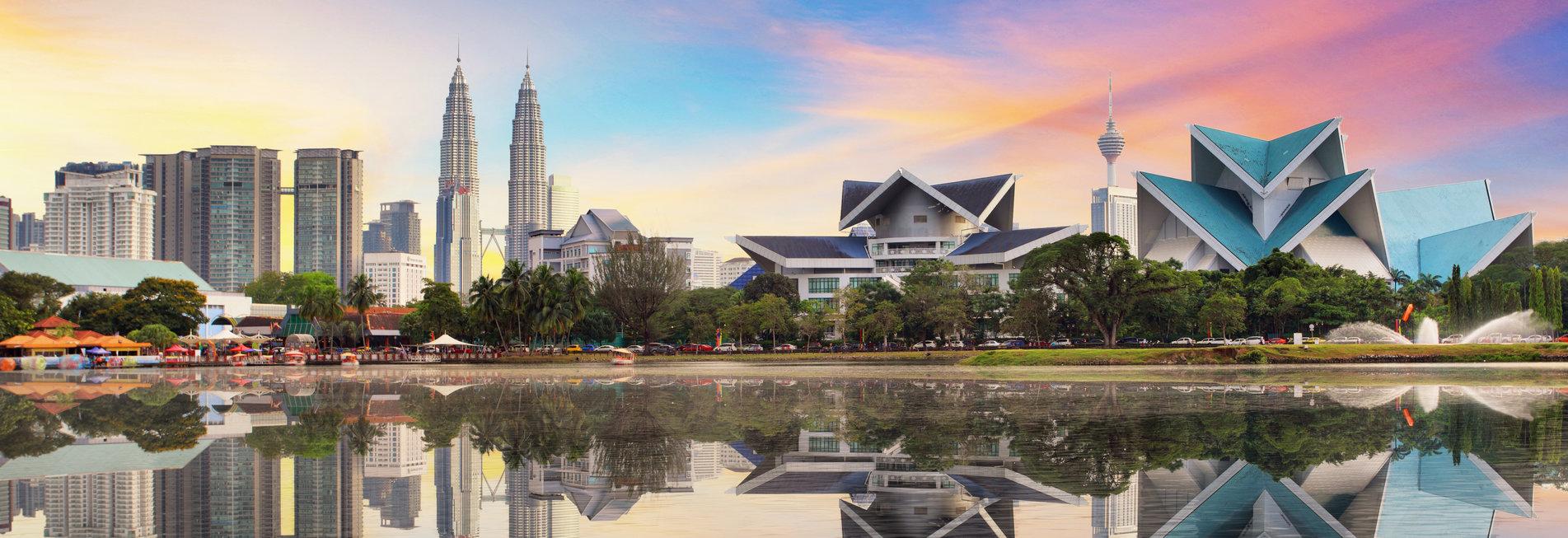 Kleingruppen-Rundreisen Singapur & Malaysia