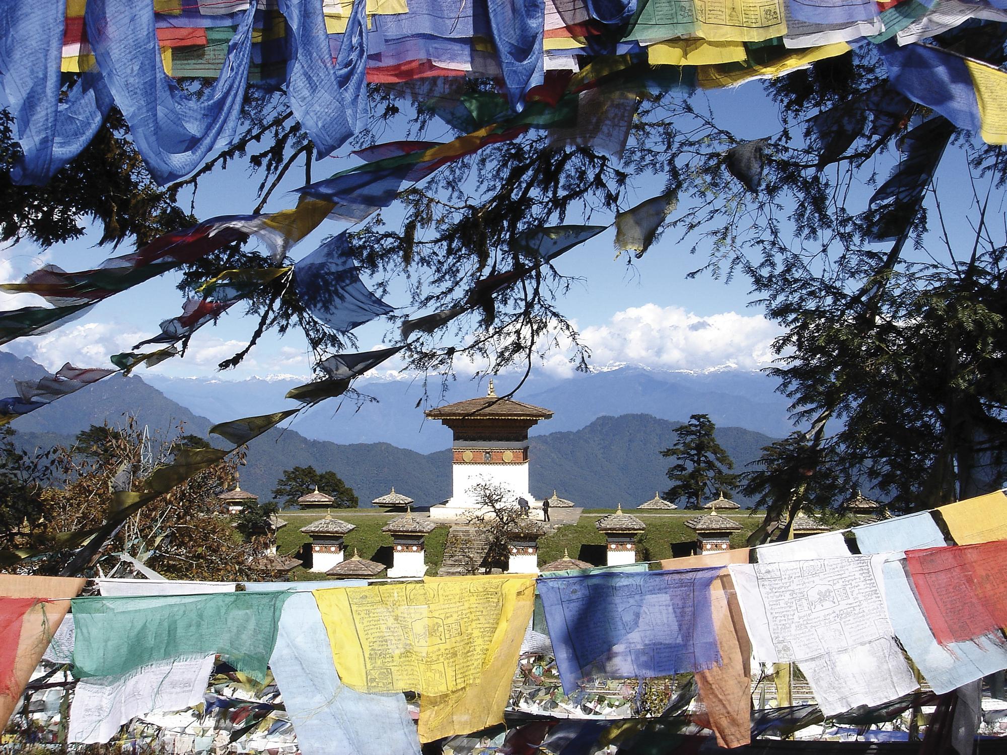 Königreiche im Himalaya : Nepal und Bhutan