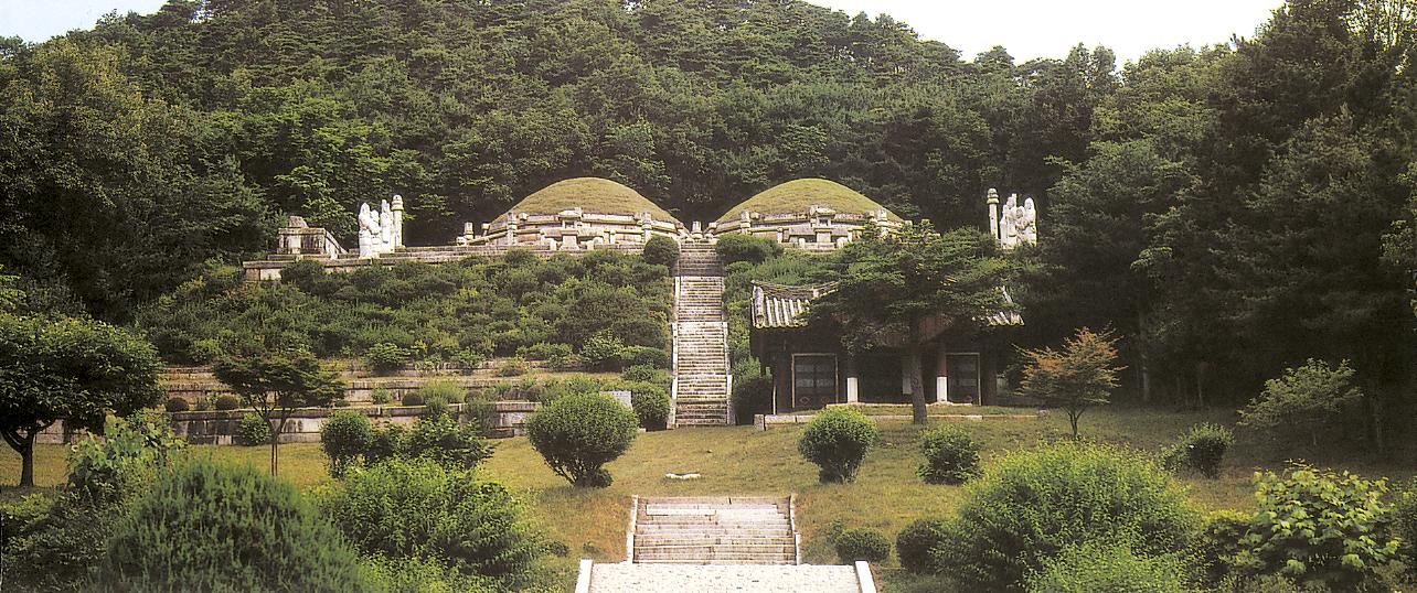 Mausoleum des Koryo-Königs Kongmin