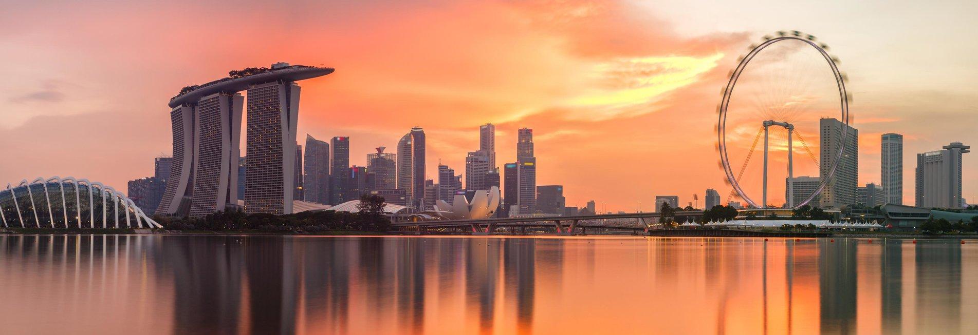 Kreuzfahrt - Norwegian Jade: Von Dubai nach Singapur