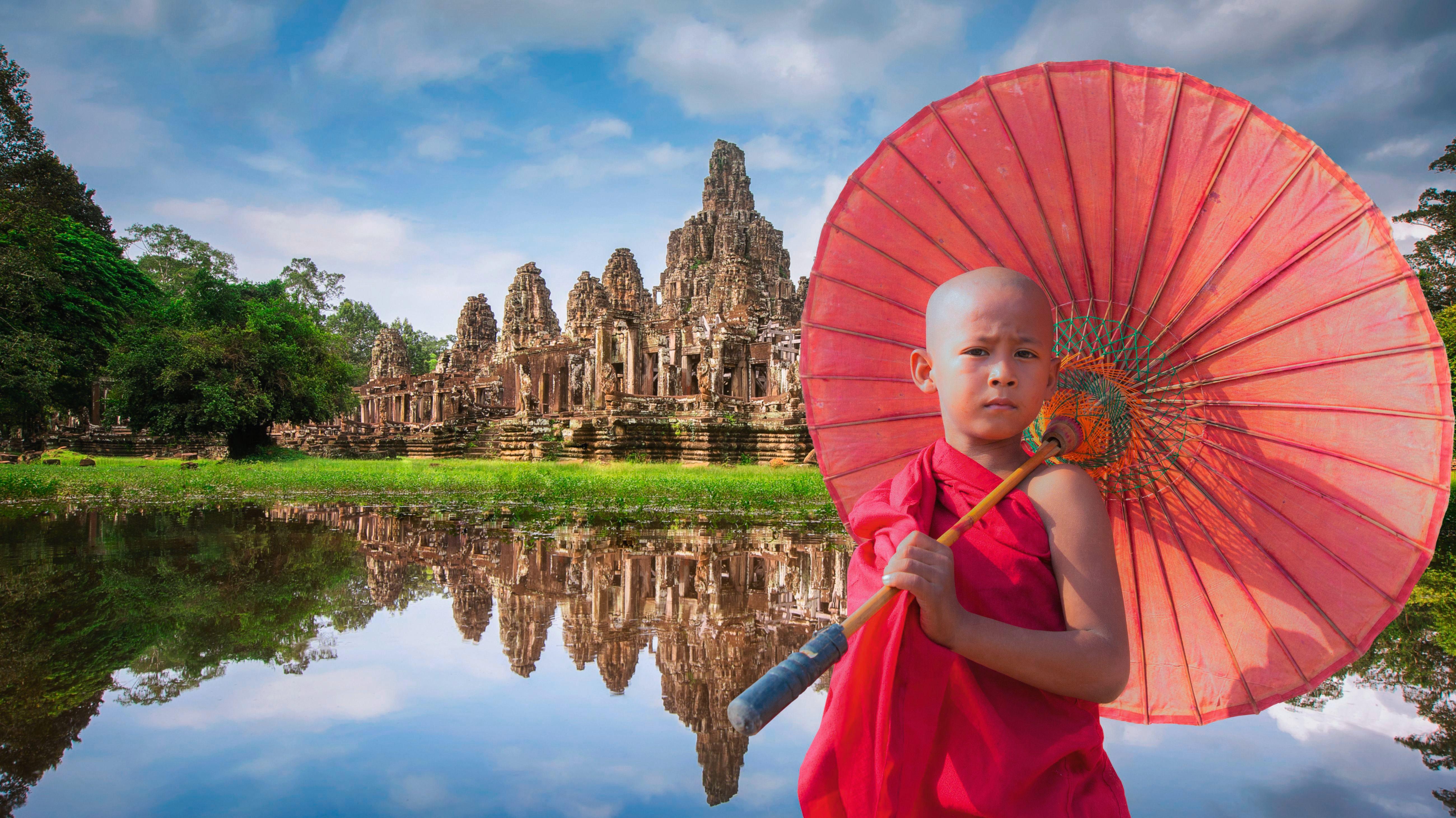 Laos & Kambodscha: Mit Flair