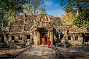 Laos • Kambodscha - Goldene Zinnen, steinerne Spitzen – Südostasiens schönste Tempel