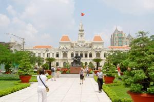 Legendärer Ho-Chi-Minh-Pfad