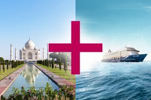 Meeresbrise und Indien (7 + 9 Tage)