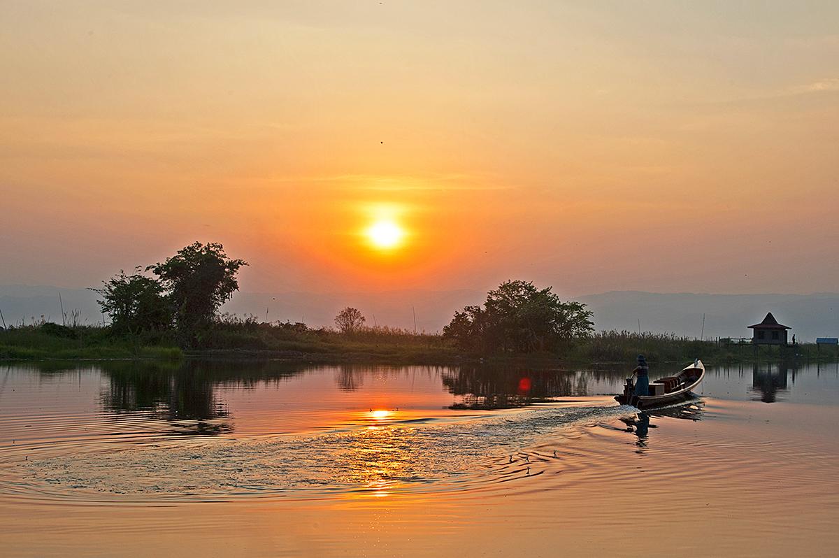 Meeresbrise und Myanmar (15 + 9 Tage)