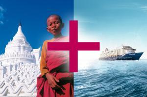 Meeresbrise und Myanmar (8 + 9 Tage)