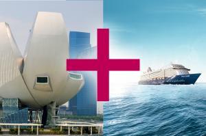 Meeresbrise und Singapur (8 + 5 Tage)