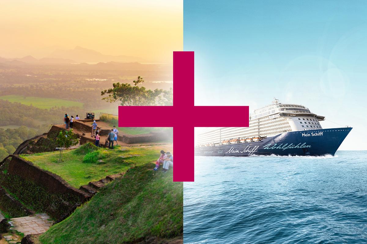 Meeresbrise und Sri Lanka (7 + 9 Tage)