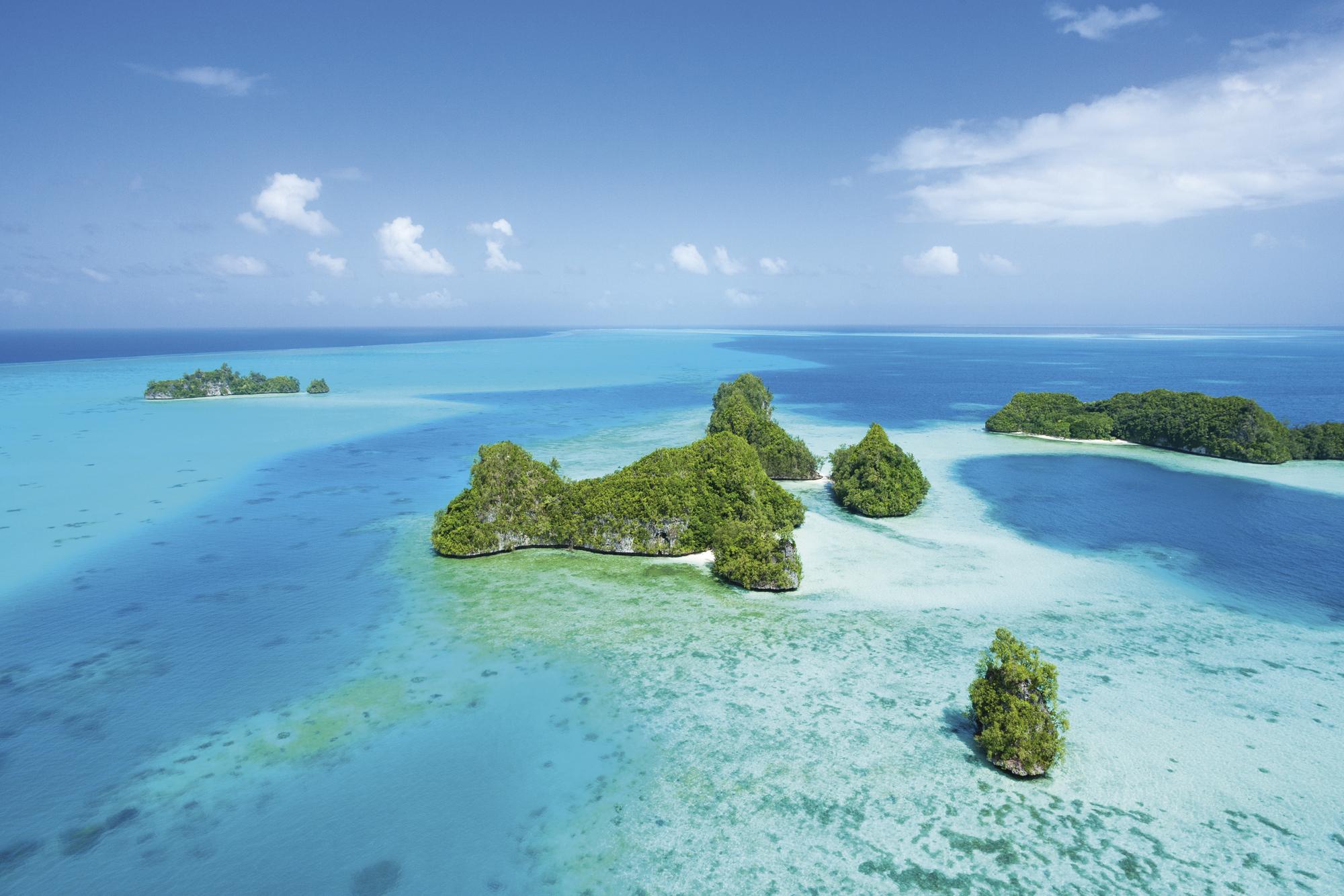 Zauberhafte Rock Islands, Palau